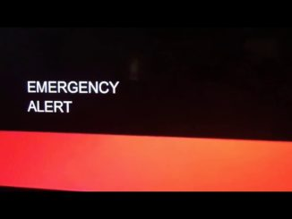 mersterious emergency broadcast